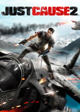 Official Just Cause 2 Steam CD-Key