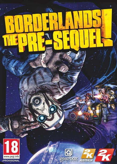 Borderlands:The Pre Sequel Steam CD Key