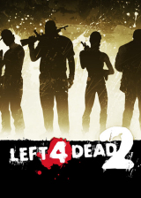 Official Left 4 Dead 2 Steam CD-Key