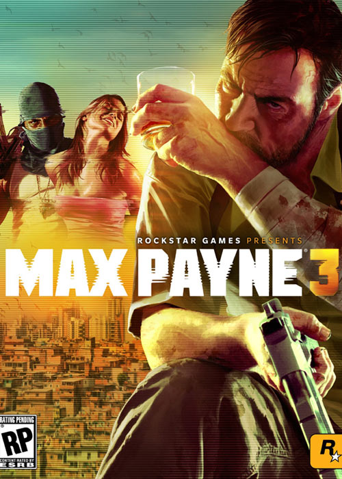 Max Payne 3 Steam CD-Key
