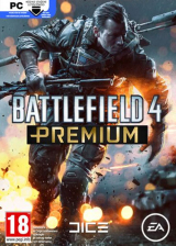 Official Battlefield 4 Premium Edition Origin CD Key