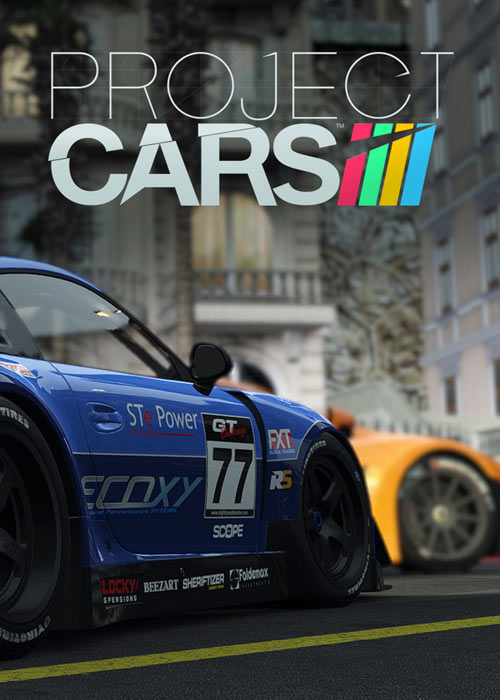 Project Cars Steam CD-Key