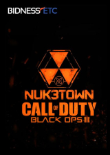 Official Call of Duty:Black Ops III - Nuketown Steam CD Key