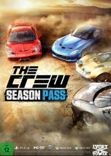SCDKey.com, The Crew Season Pass Uplay CD Key
