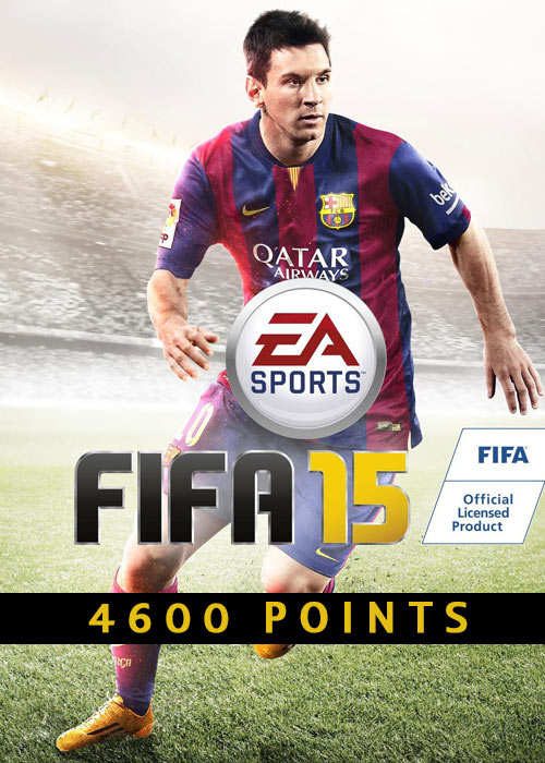 FIFA 15 Ultimate Team 4600 Points XBOX One CD Key