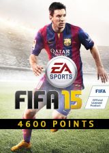SCDKey.com, FIFA 15 Ultimate Team 4600 Points XBOX One CD Key