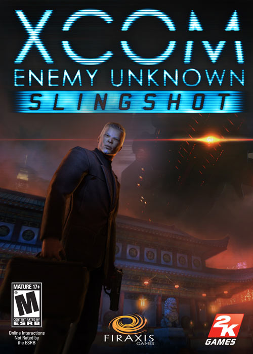Xcom Enemy Unknown Slingshot Steam CD Key