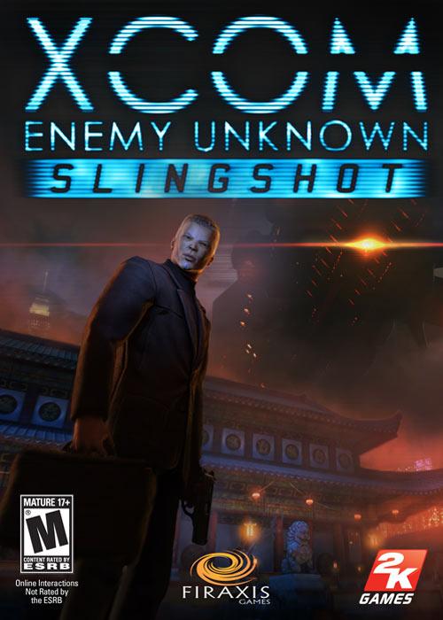 Xcom Enemy Unknown Slingshot Steam CD Key