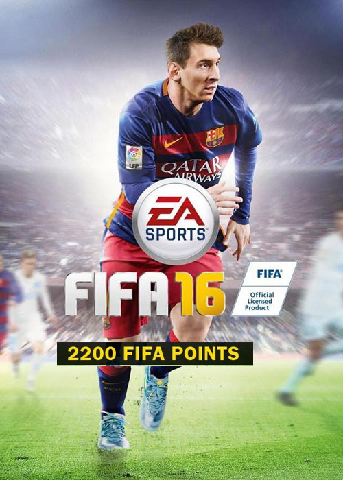 FIFA 16 FUT 2200 Points Origin CD Key