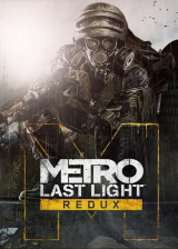 Official Metro: Last Light Redux Steam Cd key