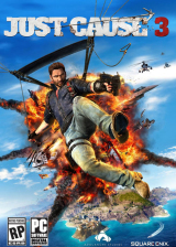 Official Just Cause 3 Steam CD-Key