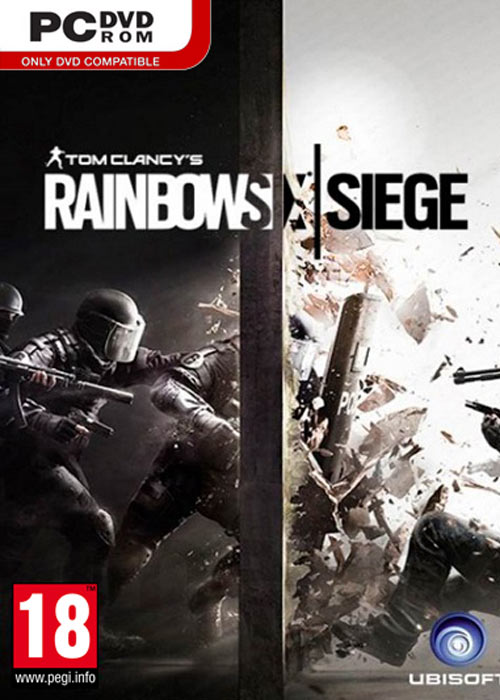 Tom Clancys Rainbow Six Siege Uplay CD Key