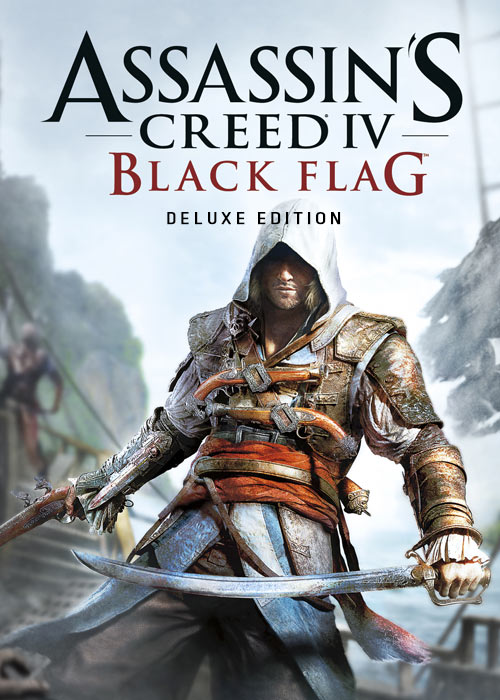 Aassassin's Creed IV Black Flag Deluxe Edition Uplay CD Key