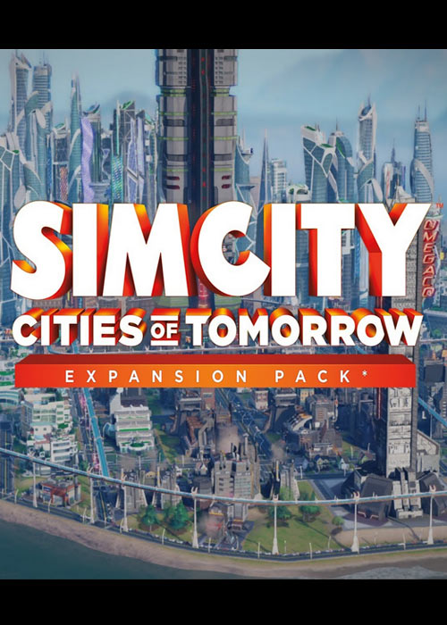 Simcity Cities Of Tomorrow DLC Origin CD Key