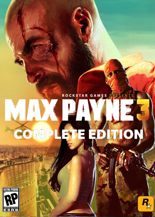 Max Payne 3 Complete Edition Steam CD-Key