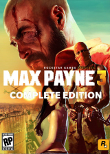 Official Max Payne 3 Complete Edition Steam CD-Key