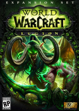 Official World Of Warcraft Expansion Legion EU CD-Key