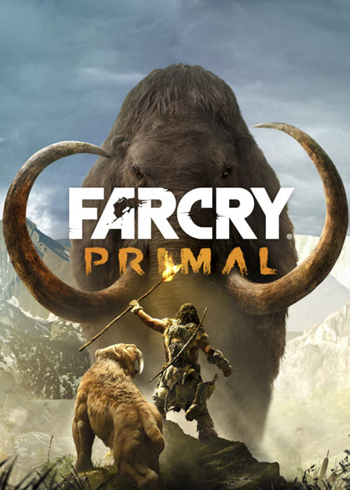 Far Cry Primal Uplay CD Key