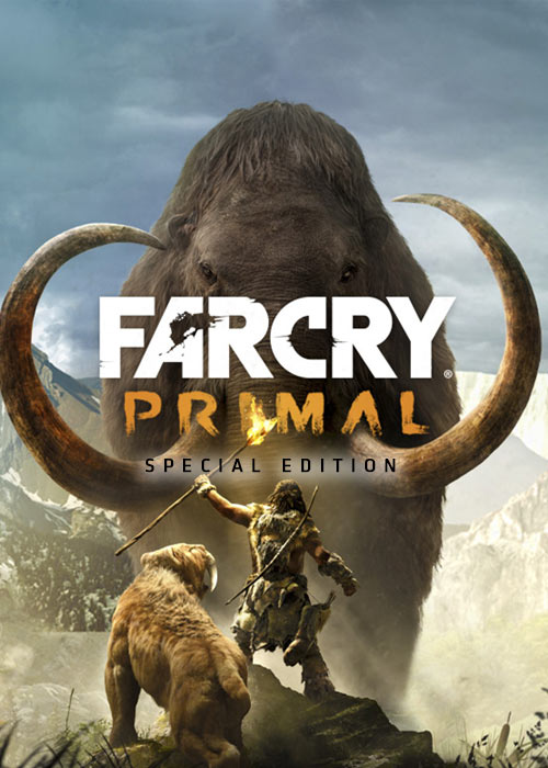 Far Cry Primal Special Edition Uplay CD Key