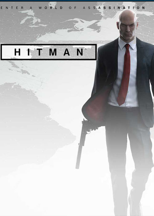Hitman Steam CD-Key
