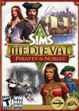 Official The Sims Medieval Pirates And Nobles DLC Origin CD Key