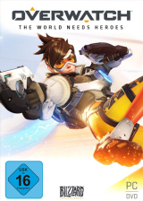 Official Overwatch Origins Edition Battle.net CD Key