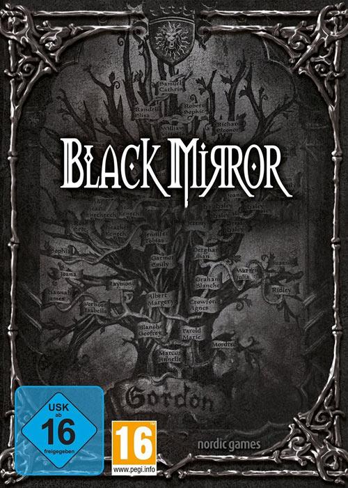 Black Mirror Steam CD Key