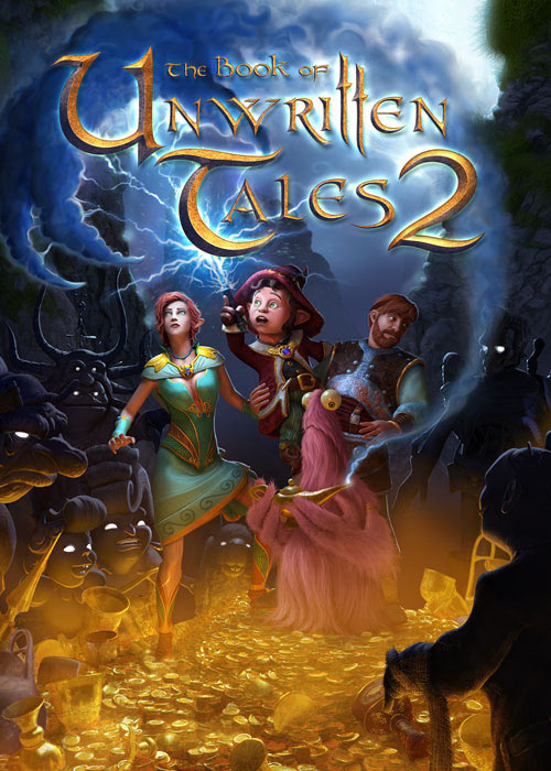 The Book Of Unwritten Tales 2 Steam CD Key