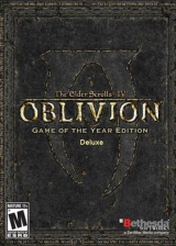 Official The Elder Scrolls IV Oblivion GOTY Edition Deluxe Steam CD Key