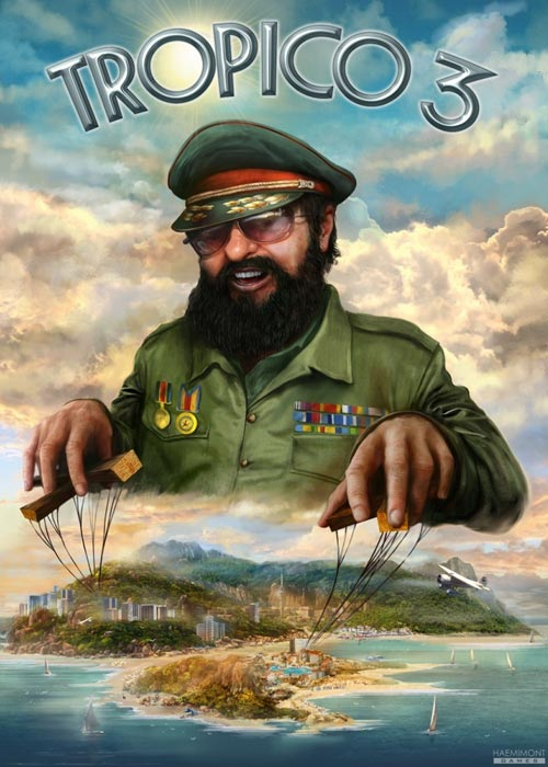 Tropico 3 Steam CD Key