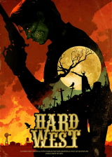 Official Hard West Steam CD-Key