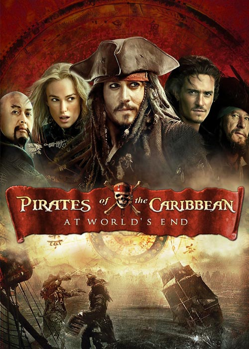 Pirates of the Caribbean At Worlds End Steam CD-Key 1105