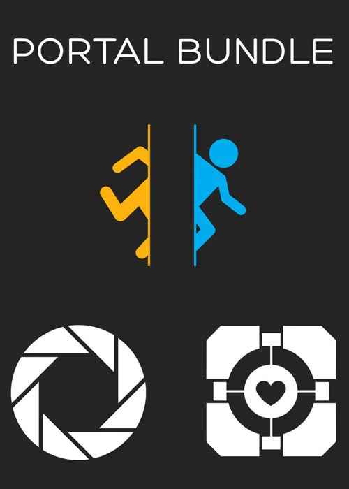 Portal Bundle Steam CD-Key