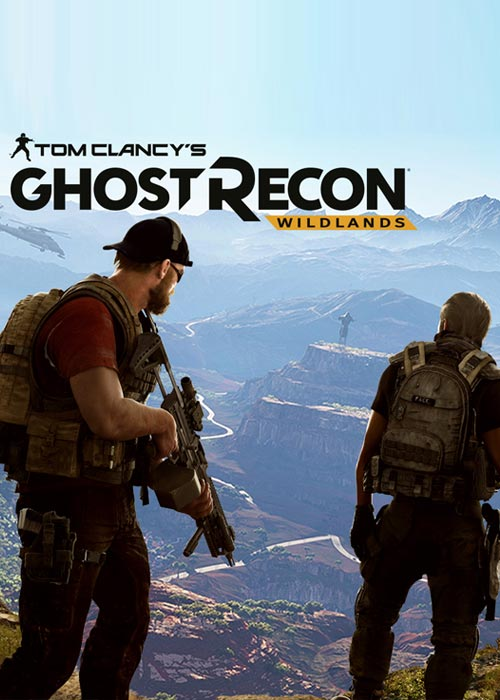 Tom Clancys Ghost Recon Wildlands Uplay CD Key EU