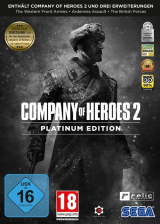 Official Company Of Heroes 2 Platinum Edition Steam CD Key