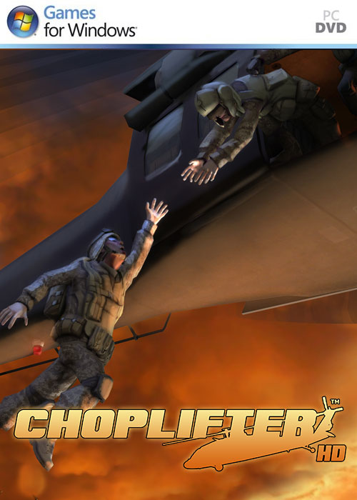 Choplifter HD Steam CD Key