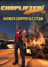 SCDKey.com, Choplifter HD Night Avenger Chopper DLC Steam CD Key