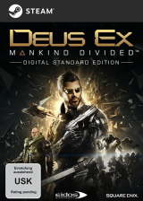 Official Deus Ex Mankind Divided Steam CD Key
