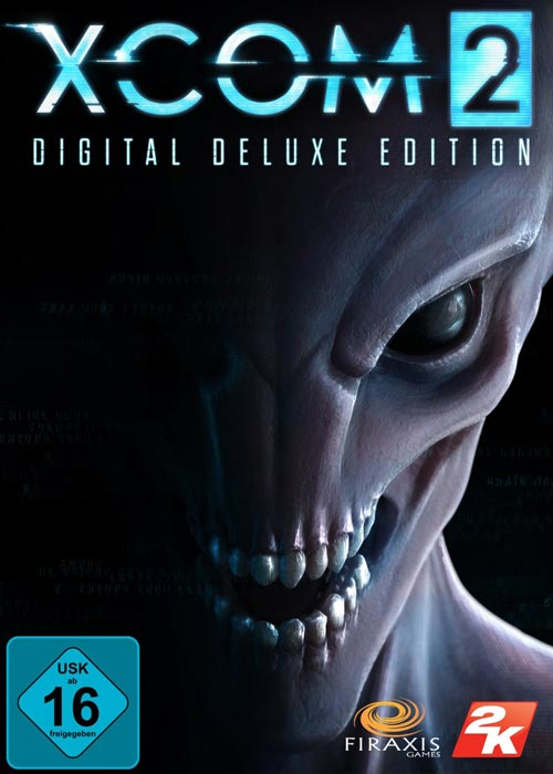 Xcom 2 Digital Deluxe Steam CD Key