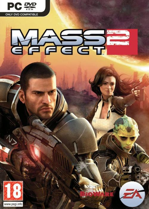 Mass Effect 2 Origin CD Key