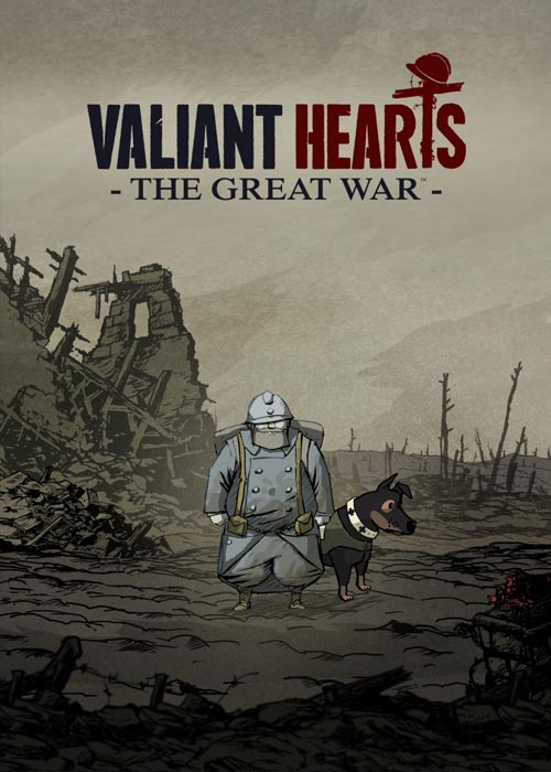 Valiant Hearts The Great War STEAM CD KEY GLOBAL