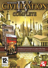 Official Civilization IV Complete Edition Steam CD Key