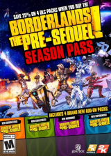 Official Borderlands Pre Sequel Season Pass Steam CD Key