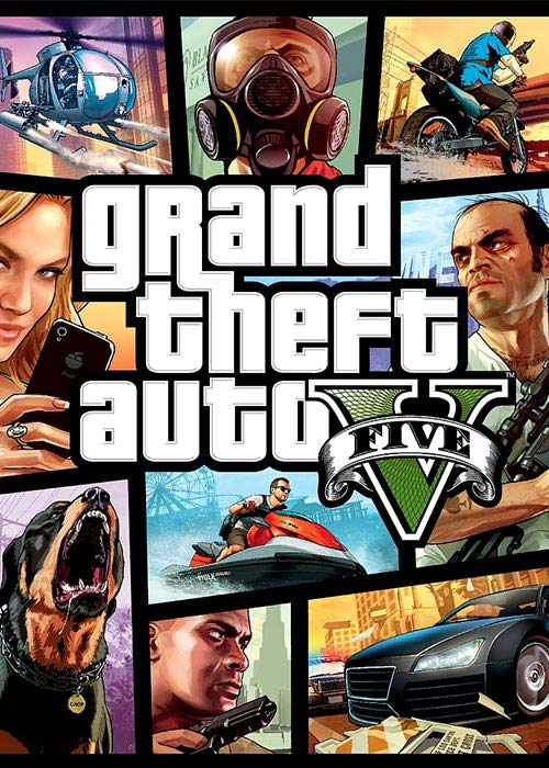 Grand Theft Auto V Megalodon Bundle Post CD Key