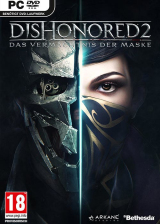 Official Dishonored 2 Steam CD Key