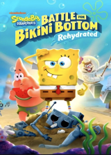 SCDKey.com, SpongeBob SquarePants: Battle for Bikini Bottom Steam Key EU