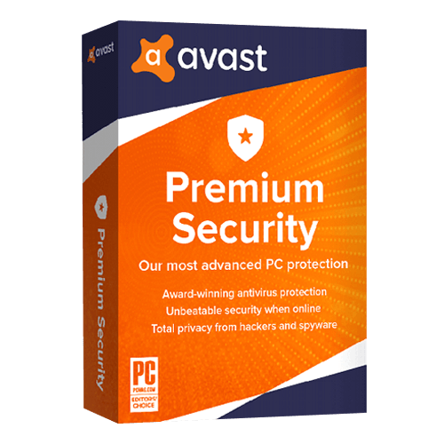Avast Premium Security 5 PC 1 Year Key Global
