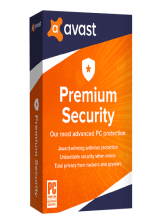 Official Avast Premium Security 1 PC 1 Year Key Global