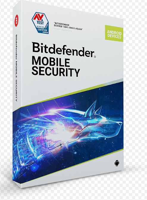 Bitdefender Mobile Security for Android 1 Device 1 Year CD Key Global
