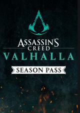 Official Assassin's Creed Valhalla Season Pass Uplay CD Key EU